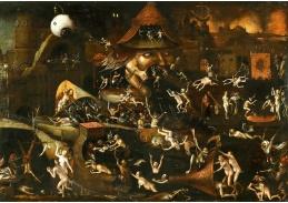 KO I-436 Hieronymus Bosch - Útrapy v pekle