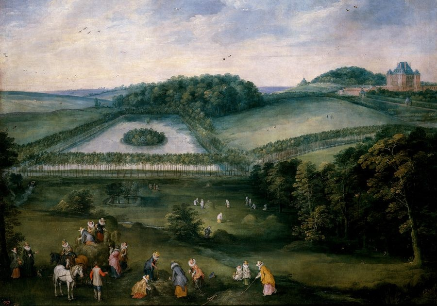 BRG-108 Jan Brueghel - Výlet Isabely Clary Eugenie