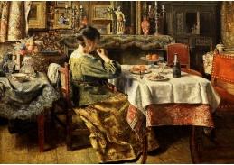 D-9431 Henri De Braekeleer - U jídla