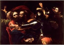 VCAR 19 Caravaggio - Zajmutí Krista