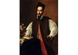 VCAR 35 Caravaggio - Portrét papeže Urbana III