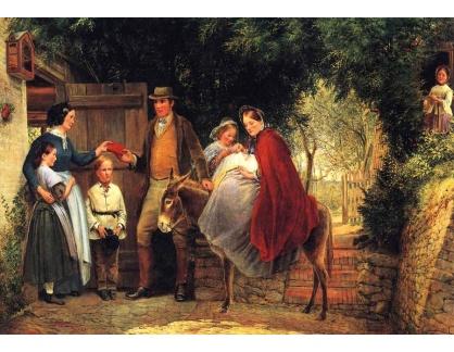 VANG256 Richard Redgrave - Začátek křtem