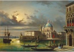 DDSO-5005 Giovanni Grubacs - Benátky v měsíčním světle