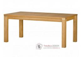 Jídelní stůl rozkládací TORINO 42 zlatý dub
