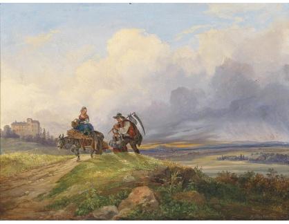 KO III-241 Joseph Altenkopf - Na cestě domů