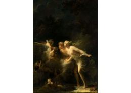 DDSO-2810 Jean Honoré Fragonard - Fontána lásky