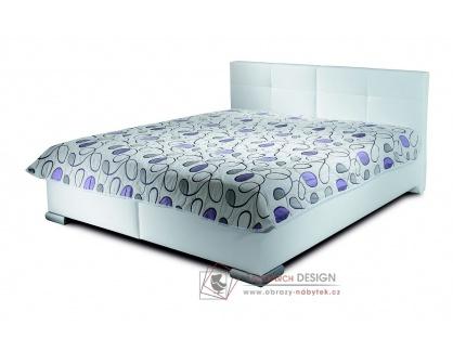 DINA, čalouněná postel 160x200cm