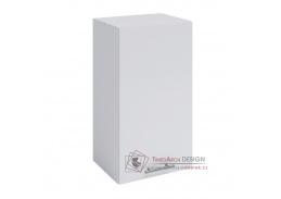 FABIANA, horní skříňka 1-dveřová W-40, bílá