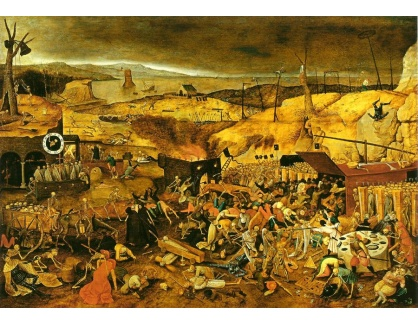 BRG-189 Pieter Brueghel - Triumf smrti