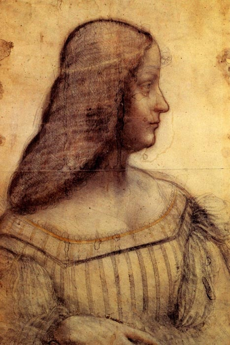 R1-200 Leonardo da Vinci - Isabella d Este