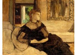 VR6-7 Edgar Degas - Madame Theodore Gobillard
