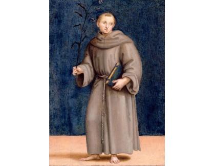 VR11-59 Rafael Santi - Svatý Antonín z Padovy