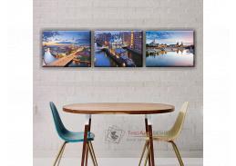 ART 08, obrazový set 3D 50x40cm