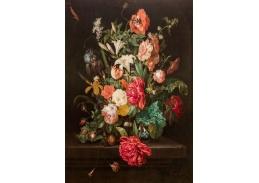 D-6048 Ernest Stuven - Váza s květinami