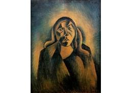 A-1535 Bohumil Kubišta - Epileptická žena