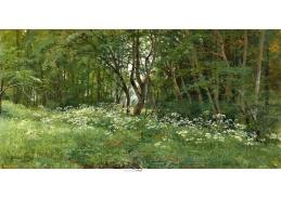 D-6382 Ivan Ivanovič Šiškin - Léto na okraji lesa