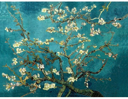 VR2-3 Vincent van Gogh - Kvetoucí mandloň