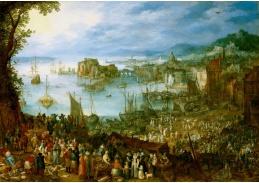 BRG-97 Jan Brueghel - Velký rybí trh