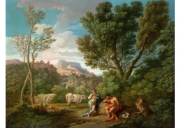 DDSO-2239 Andrea Locatelli - Krajina s Merkurem a Argusem