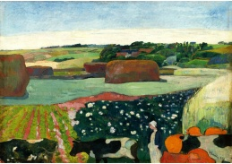 D-7544 Paul Gauguin - Stohy sena v Bretani