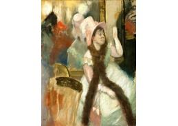 VR6-93 Edgar Degas - Po maškarním plese