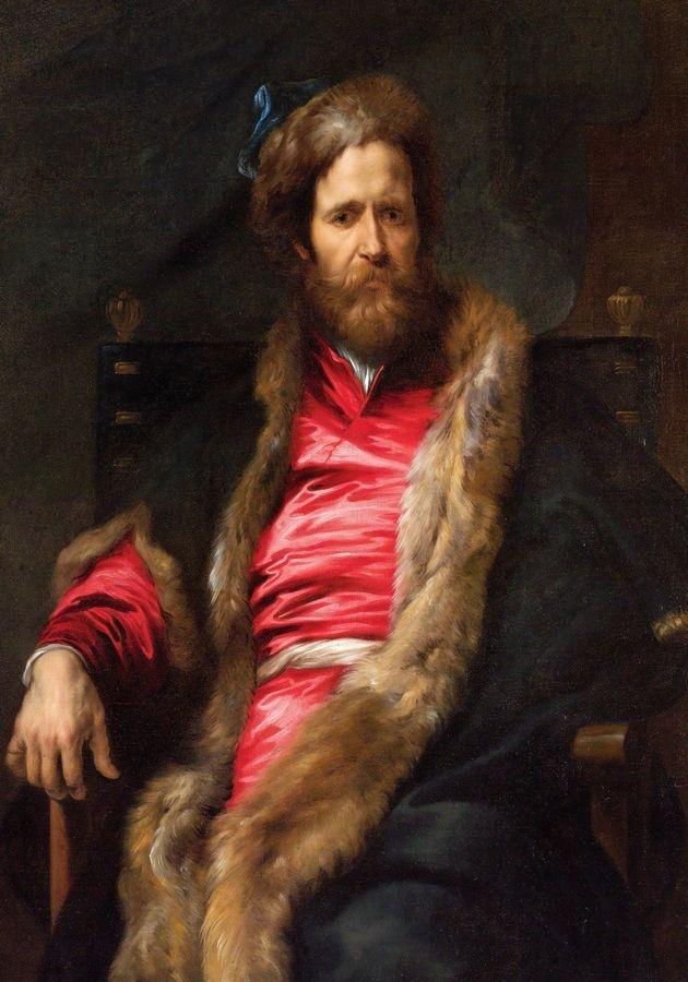 Slavné obrazy I-ADDSO-314 Anthony van Dyck - Martin Ryckaert