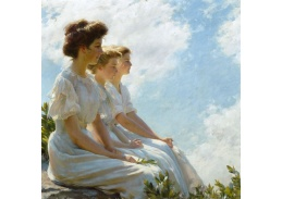 DDSO-2364 Charles Courtney Curran - Na výšině