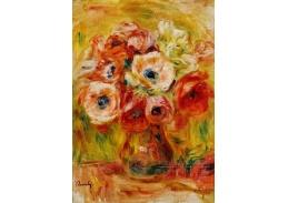 DDSO-4460 Pierre Auguste Renoir - Kytice sasanek