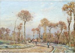 D-7046 Camille Pissarro - Cesta do Versailles