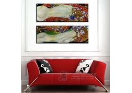 Obrazový set 2D Gustav Klimt