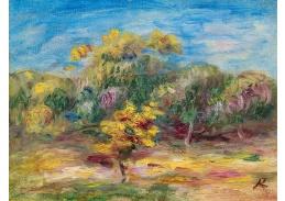 D-6534 Pierre-Auguste Renoir - Krajina se stromy