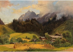 D-9515 Josef Holzer - Krajina v Pinzgau