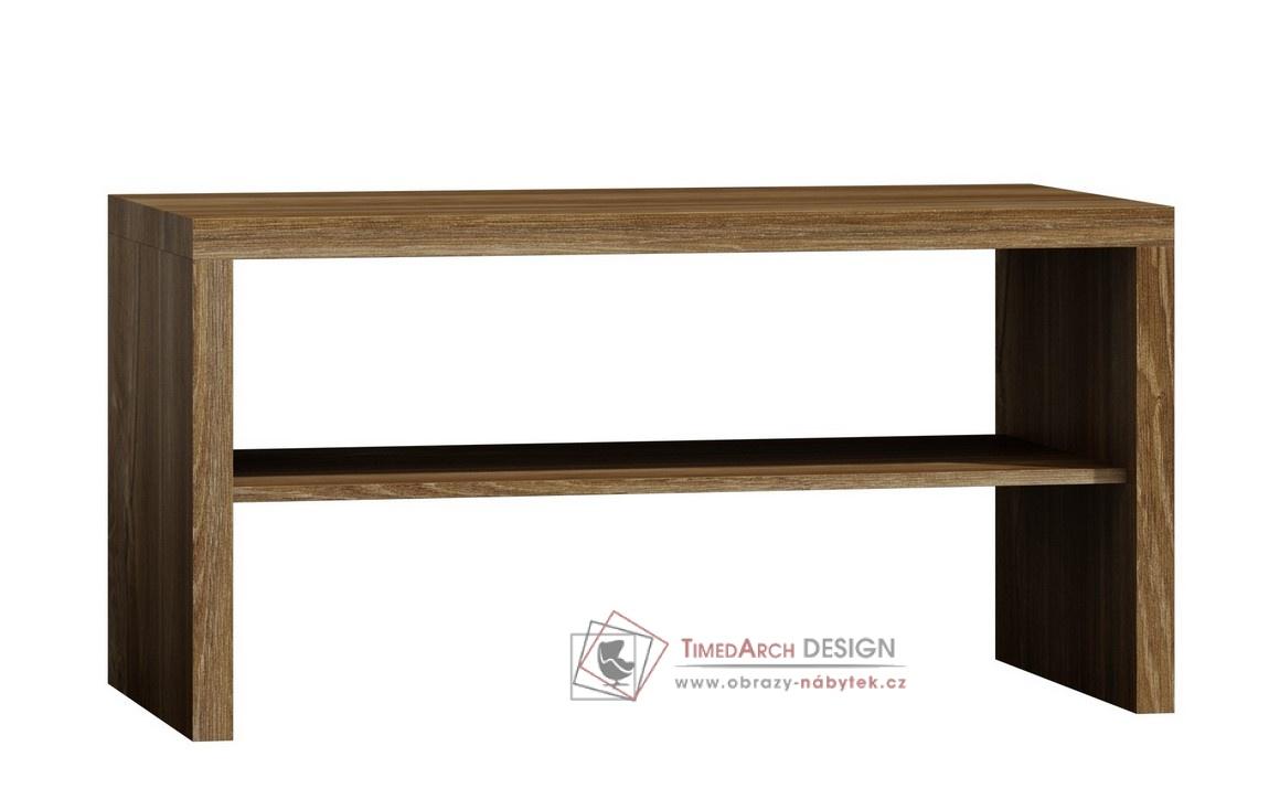 Konferenční stolek 120x60x61cm PARIS P14 dub stirling