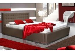 LUBNICE V, čalouněná postel 180x200cm, výběr čalounění