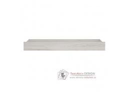 ANGEL 96, úložný prostor pod postel, bílá craft