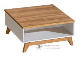 Konferenční stolek SVEEN SV10 borovice andersen / dub nash