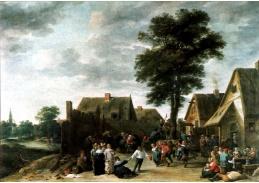 VSO 648 David Teniers - Odpočinek v hostinci