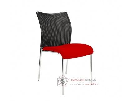 TRINITY, konferenční židle bez područek, výběr provedení