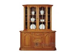 KINGA, 1 vitrína s komodou