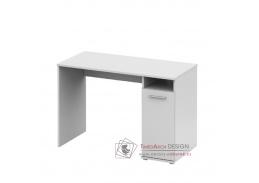 SINGA 21, počítačový stůl, bílá