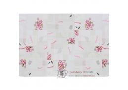 ADELINE, koberec 120x180cm, vzor romantic