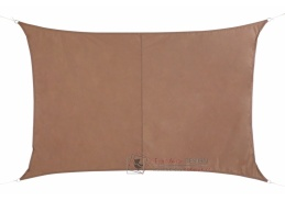 Stínící plachta 3x4metry - capucino