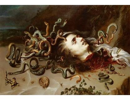 VRU208 Peter Paul Rubens - Medusa
