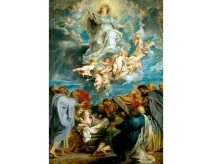 VRU119 Peter Paul Rubens - Na nebe vzetí Panny Marie