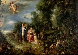 BRG-120 Jan Brueghel a Hendrick van Balen - Hojnost