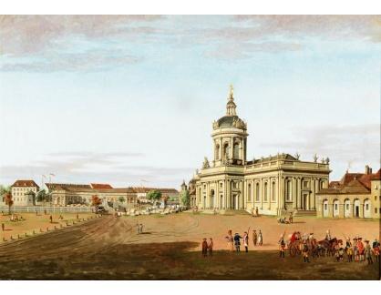 Slavné obrazy III-DDSO-510 Carl Traugott Fechhelm - Berlínský městský palác
