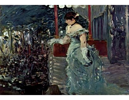VEM 07 Édouard Manet - Koncert v kavárně
