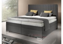 RIALTO, čalouněná postel - boxspring 180x200cm