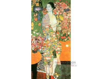 D-9897 Gustav Klimt - Tanečnice