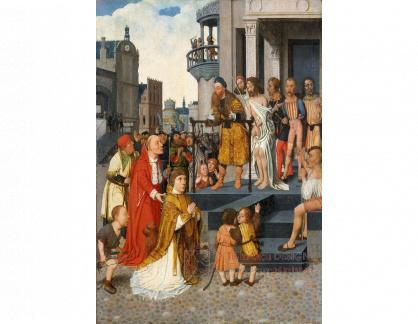 VH719 Jan Massijs - Kristus ukazován lidem
